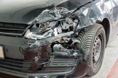 Karosserie-Schaden